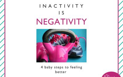 Inactivity is Negativity